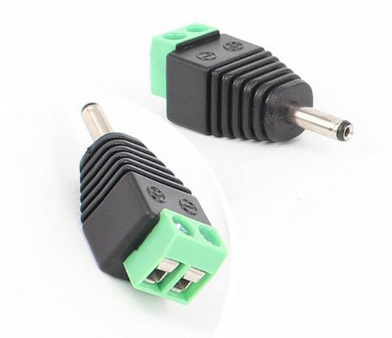 2PIN 3.5mm x1.3mm DC Power Charger plug Terminals