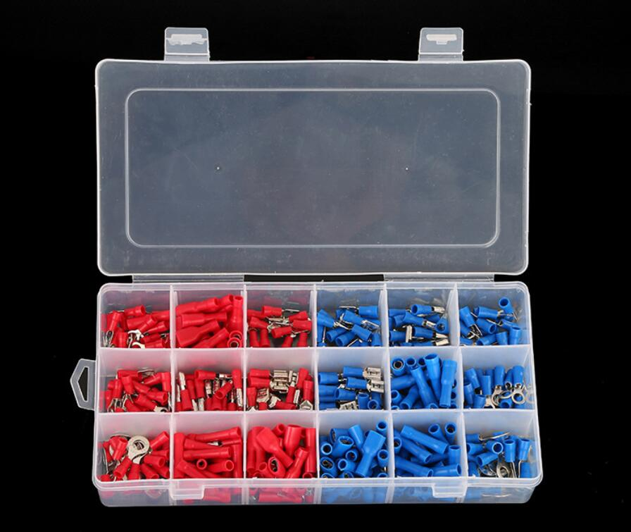 450PCS cold-pressed terminal blocks, boxed connect
